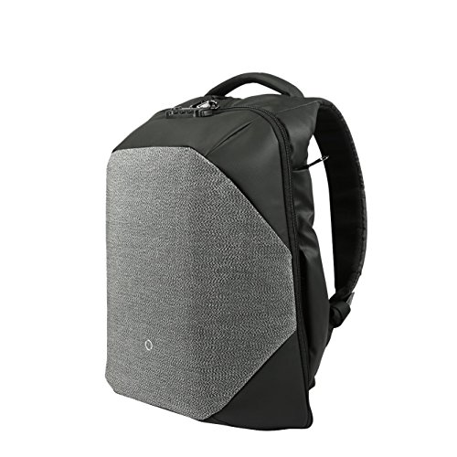 Korin Design ClickPack Pro - Anti-theft BackPack | Laptop backpacks | Water resistant | High end | Fashion | Stylish