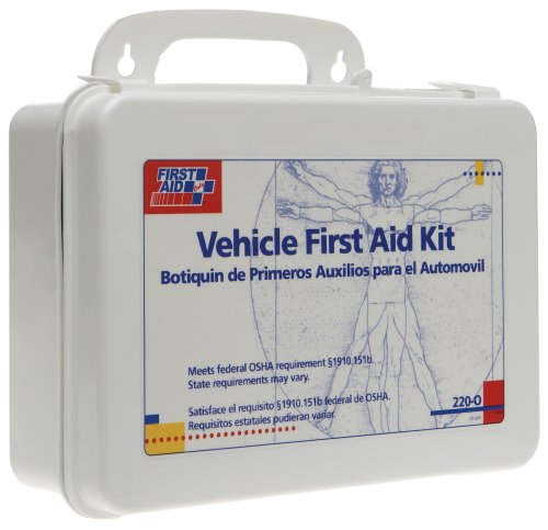 First Aid Only Vehicle 85 Pieces