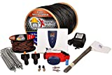 Underground Electric Dog Fence Ultimate - Extreme Pro Dog Fence System for Easy Setup and Maximum Longevity and Continued Reliable Pet Safety - 1 Dog   1000 Feet Pro Grade Dog Fence Wire
