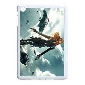 J-LV-F Design Case Captain America Customized Hard Plastic Case for iPad Mini