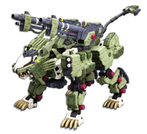 Used, HMM Zoids 1/72 Rz-041 Liger Zero Panzer for sale  Delivered anywhere in USA