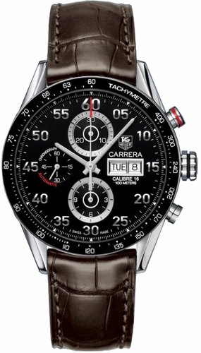 TAG Heuer Carrera Day Date Mens Watch CV2A10.FC6236
