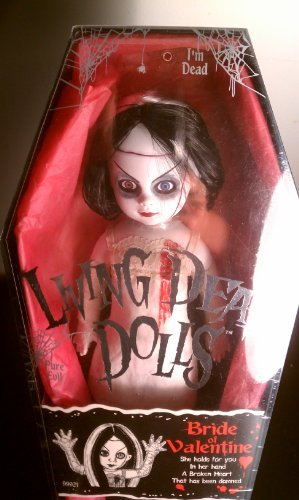 (Living Dead Dolls: Bride of Valentine - Series 3)