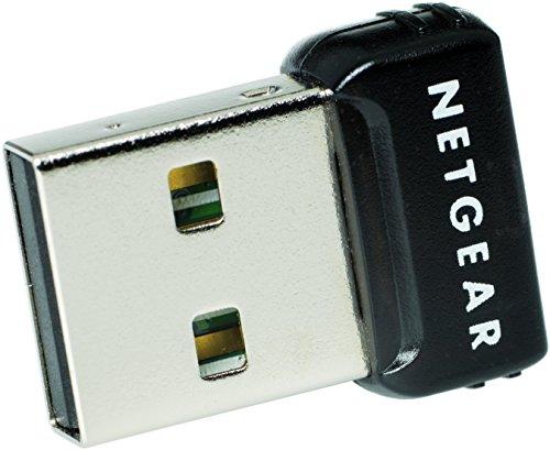 Netgear WNA1000M-100PES Cl Wi-fi USB pour adaptateur N150 Nano - compatible raspberry pi