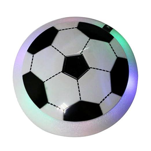 Eizurs Air Hover Ball, Juguete Balón de Fútbol Flotante con Luz ...