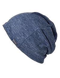Casualbox Womens Beanie Linen Summer Made in Japan hat knit cap Lightweight