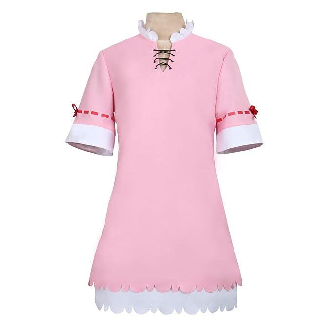 Amazon.com: Disfraces de cosplay Kanna Kamui Daily traje ...
