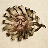 Sun Metal Wall Decor Southwest art Bronze Finish