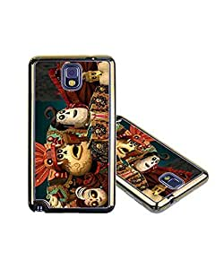 Samsung Galaxy Note 3 Case The Book Of Life Cute Design fina Anime Oro Gold For Samsung Galaxy Note 3 Case