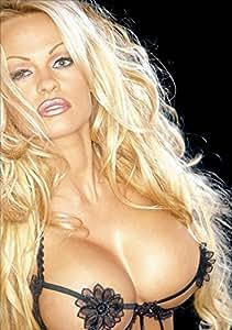 Pamela Anderson Super caliente grande Póster A133in x 23in
