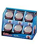 Ullman Devices RT-48LT6PK 48 LED Rotating Magnetic Work Light (Pack of 6)