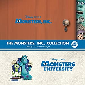 The Monsters, Inc., Collection Audiobook