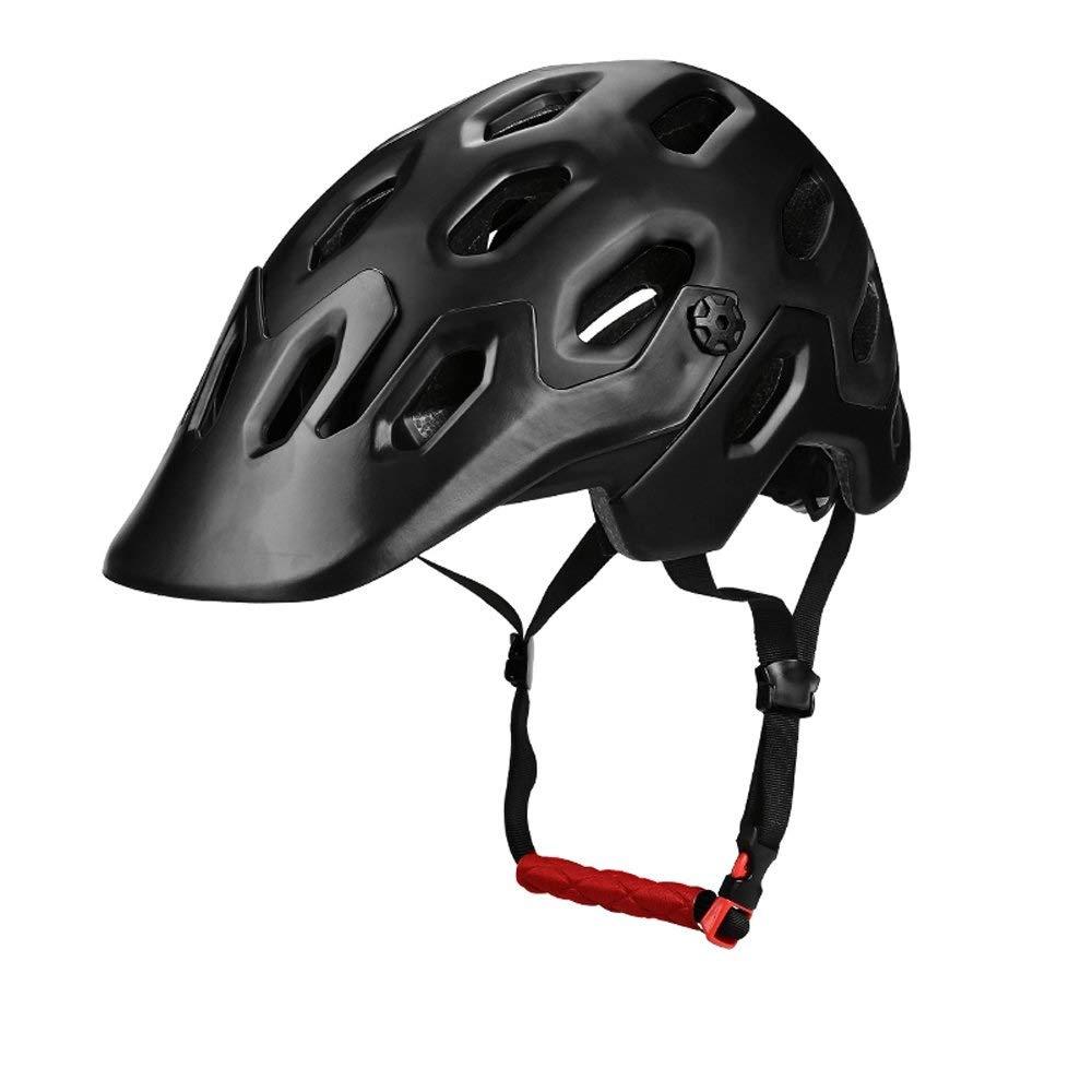 CGH-helmet 女性の男性のための取り外し可能な磁気ゴーグルバイザーシールド付き自転車バイクヘルメット、サイクリングマウンテン&ロード自転車ヘルメット調節可能な大人の安全保護と通気性 B07Q3G33TY Style D Style D