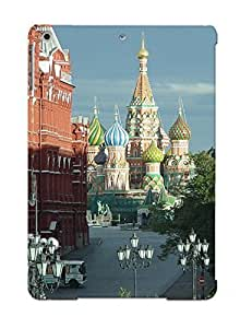 Cyzxdi-2292-lbsmqwz Dionnecortez Moscow Russia City Europe Red Durable Ipad Air Tpu Flexible Soft Case With Design