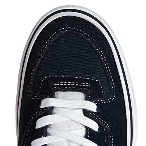 Vans Half Cab Pro, washed twill grey Azul