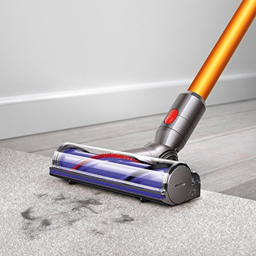 Dyson-V8-Absolute-Cord-Free-Stick-Vacuum-IronYellow-Certified-Refurbished