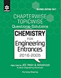 Chapterwise Topicwise Questions-Solutions Chemeestry for Engineering Entrances 2016-2005