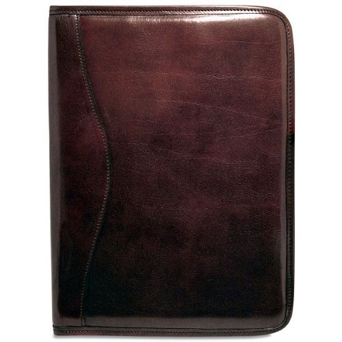 Sienna Letter Size Writing Pad Color: Cherry by Jack Georges by Jack Georges