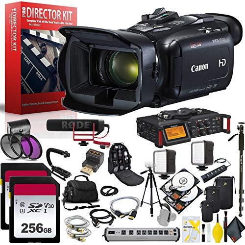 Canon VIXIA HF G21 Full HD Camcorder Filmmaker Kit Bundle Kit