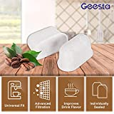 Geesta Premium 6-pack Water Filters For Replacement