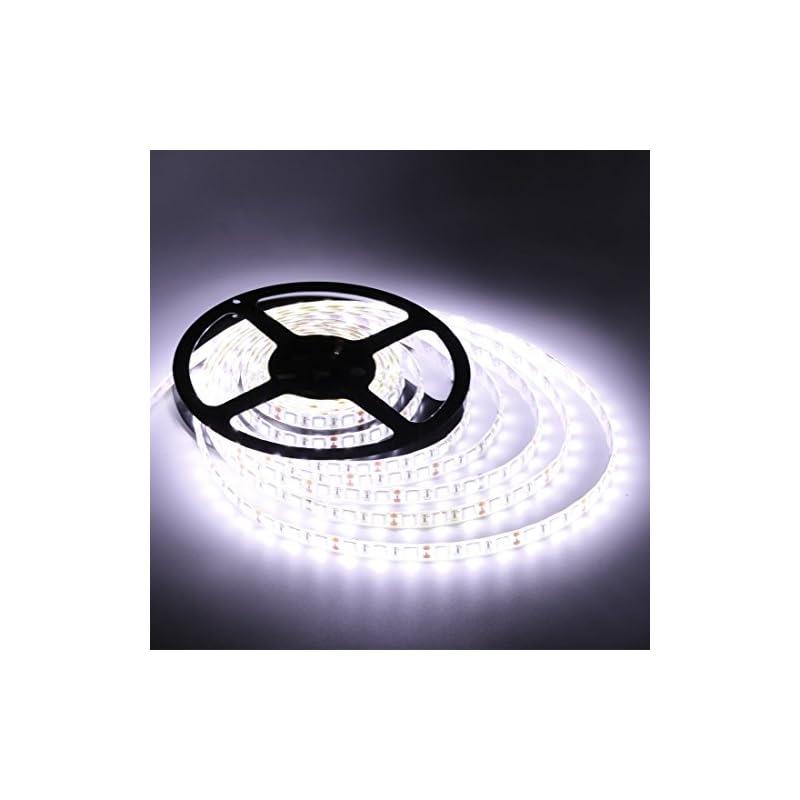 Flexible LED Strip Lights,White,300 Unit
