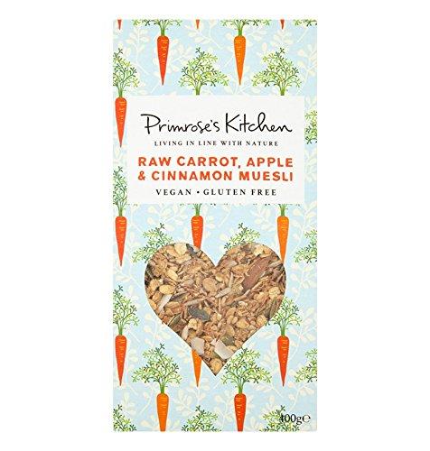 Primroses Kitchen Muesli de Avena Sin Gluten con Zanahoria ...