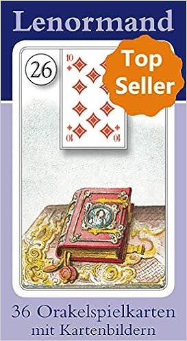 Lenormand Orakelkarten mit Kartenabbildungen: 36 ...