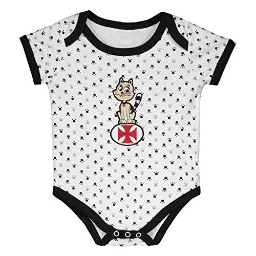Conjunto Infantil Vasco da Gama Bebê 2 Bodies + Calça 92b5a812de37e