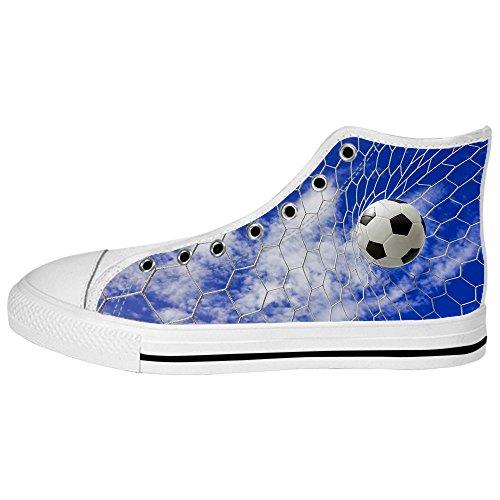 Custom sport calcio Womens Canvas shoes I lacci delle scarpe scarpe scarpe da ginnastica Alto tetto Mejor Vendedor De Envío Libre Venta De Descuento En Línea Moda En Línea lWtCr6sH