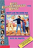 Kristy and the Sister War, Ann M. Martin, 0590059904
