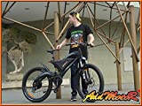 Addmotor HITHOT Electric Bicycle 500W 48V Hub Motor Double Suspension For Mountain Sport Electric Bikes 2017 Update Fashion H2 E-bike