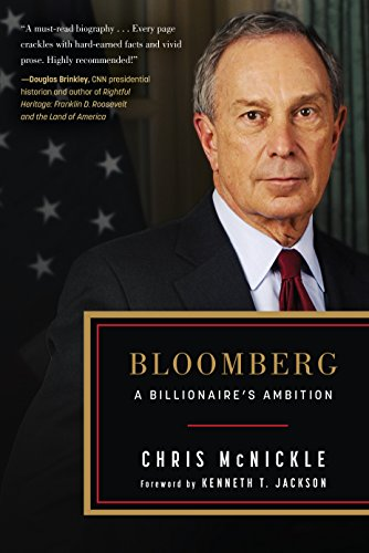 Bloomberg: A Billionaire's Ambition cover