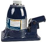 TCE Professional Grade Hydraulic Stubby Bottle Jack, 12 Ton Capacity