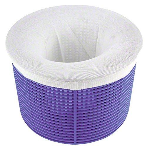 Pack de 10 calcetines para piscina, filtros para cestas y skimmers, material de malla ultrafino para proteger tus filtros,...