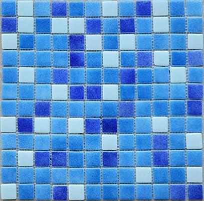 Glass Mosaic, Swimming Pool Tiles, 2 SQM/carton: Buy Online ...
