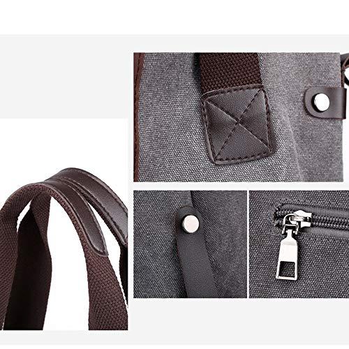 Tote KISS Blue Women's GOLD Bag Large Canvas Style TM Handbag Hobo Shoulder Crossbody xpY4qpf6
