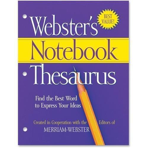 Merriam Webster FSP0573 Merriam-Webster 3-Hole Punch Pape...