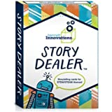 Story Dealer STEAM / STEM Games for Kids | Educational and Fun Storytelling Cards to Kickstart Creative Thinking and Speech Therapy Games.