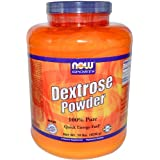 NOW Foods Sports Dextrose Powder -- 10 lbs