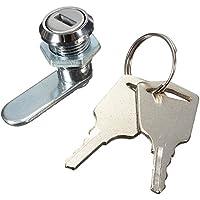 Brievenbusslot meubel slot brievenbussloten 15 mm met 2 sleutels