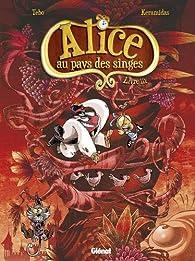 Alice au pays des singes - Livre III par  Tébo