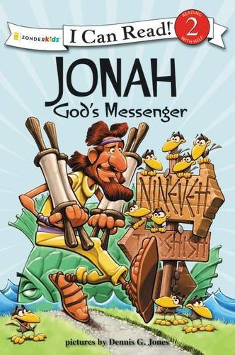 Jonah, God's Messenger: Biblical Values (I Can Read! / Dennis Jones Series)