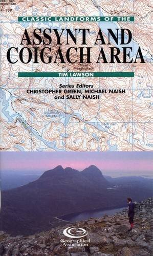 BOOK Classic Landforms of the Assynt and Coigach Area (Classic Landform Guides)<br />[R.A.R]