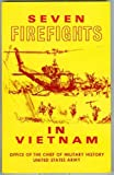 Seven Firefights in Vietnam, John A. Cash, 0160019133