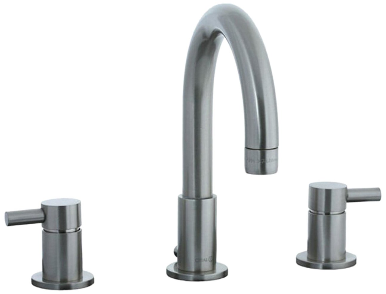 Cifial 221.110.620 Techno Widespread Lavatory Faucet, Satin Nickel ...