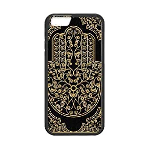 """Generic Hamsa Hand Evil Eyes Case Cover for iPhone 6 4.7"""" by Maris's Diary"""
