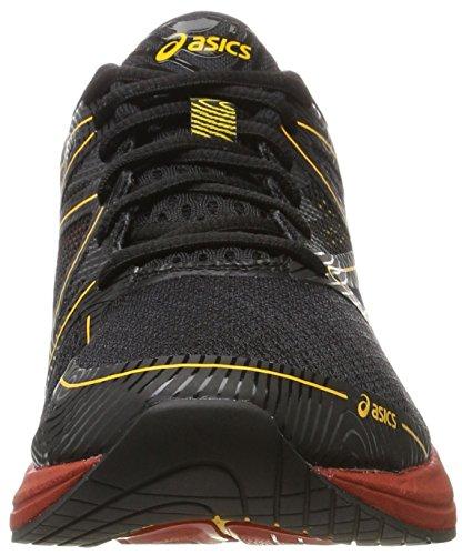 Fusion Negro Gimnasia Ff black Clay De Red Para Hombre Noosa Zapatillas Asics Gold 0vRqwq