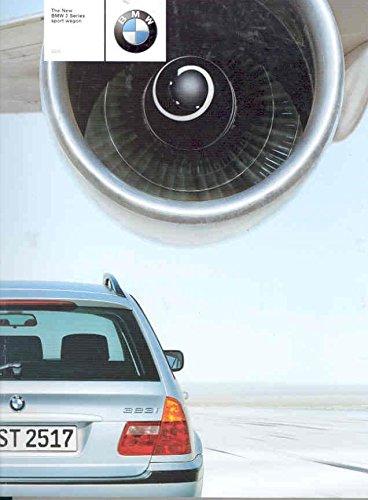 2000 BMW 3 Series Sport Wagon Sales Brochure - 323i Sport Wagon