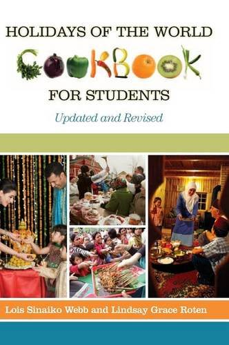 Holidays of the World Cookbook for Students, 2nd Edition by Greenwood