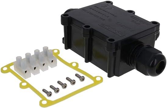 IP68 Waterproof Junction Box PC Electric Enclosure Case